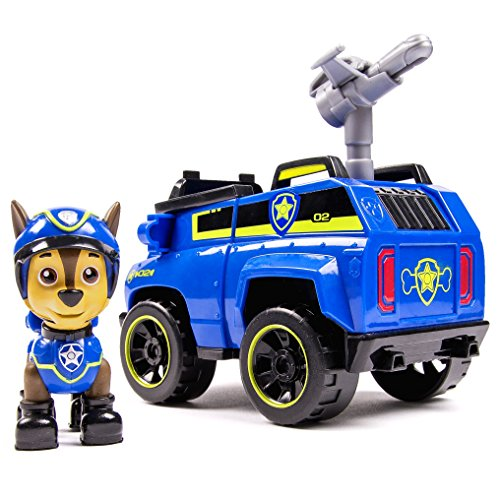 Paw Patrol Spy Chase Basic Vehicle
