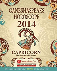 Ganeshaspeaks Horoscope 2014- Capricorn