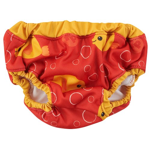 Fisher Price Water Bottoms - Red (Medium)