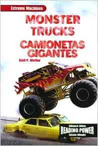 Monster Trucks/Camionetas Gigantes (Maquinas Extremas) (Spanish