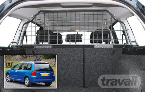 TRAVALL TDG1202 - Hundegitter Trenngitter Gepäckgitter