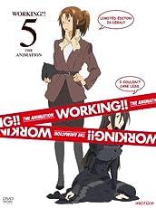 WORKING!! 5 【完全生産限定版】 [DVD]