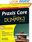 Praxis Core For Dummies, with Online...