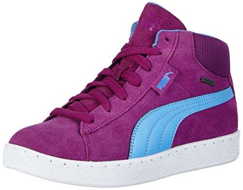PumaPuma 1948 Mid GTX® Jr - Sneaker Unisex - bambino , Viola (Violett (grape juice-marina blue 02)), 32