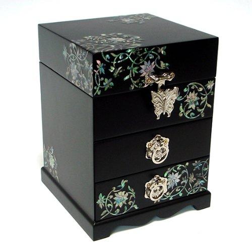 Coffrets Antique Alive Jewellery Box 0662425861651 moins cher en ...