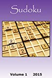 Sudoku: Volume 1     2015 (English Edition)