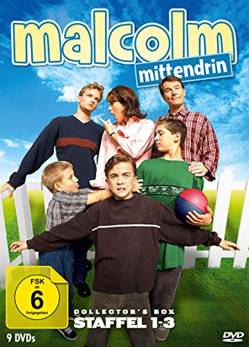 Malcolm Mittendrin - Collector's Box/Staffel 1-3 [9 DVDs] hier kaufen