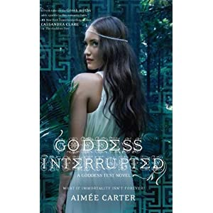 Goddess Interrupted (Harlequin Teen)
