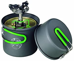 Optimus Crux Lite Stove With Terra Cook Set by Optimus