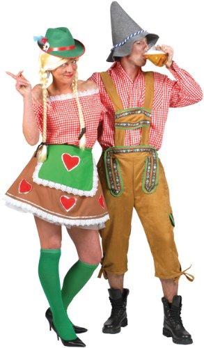 Men's German Lederhosen Halloween Costume