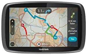TOMTOM 1FA6.002.04 GO 600 EU IN - (SatNav GPS Devices) (discountinued by manufacturer)