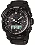 Casio Pathfinder Resin Black Dial Men's Watch - PRW-5100-1JF