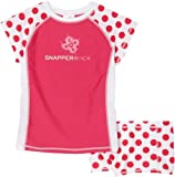 Snapper Rock Girls 2-6X Spotty Swim Set