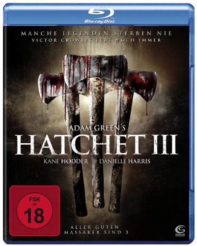 Hatchet 3 [Blu-ray]