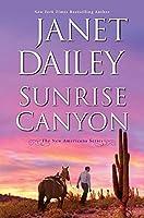 Sunrise canyon.