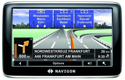 Navigon 4310max Navigationssystem (10,9 cm (4,3