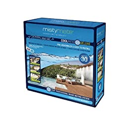 MistyMate 16021 Cool Patio 20 Deluxe Outdoor Misting Kit