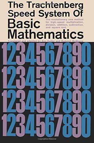 Trachtenberg system of speed mathematics