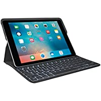 Logitech 920-008131 Create Backlit iPad Pro 9.7 Keyboard Case with Smart Connector (Black)
