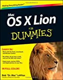 Bob LeVitus Mac OS X Lion For Dummies