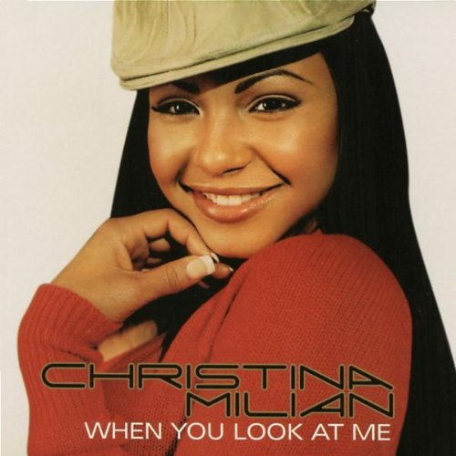 when you look at me christina: