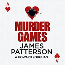Murder Games Audiobook by James Patterson Narrated by Edoardo Ballerini