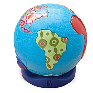 B. Global Glowball Musical Toy