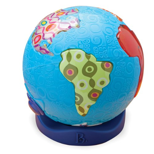 B. Global Glowball Musical Toy front-106543