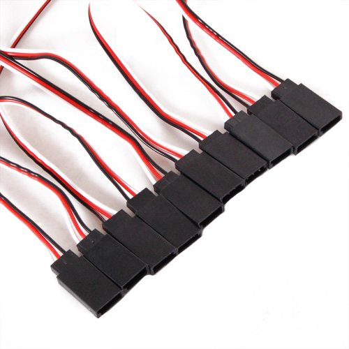 10x-165-172mm-Servo-Verlangerungskabel-Drhtes-Kabel