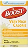 Boost VHC Very High Calorie, Very Vanilla, 8 Ounce, 27 Count