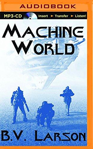 Machine World Book Price Comparison Bv Larson 9781511318297