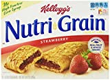 Nutri-Grain Cereal Bars, Strawberry, 8-Count Bars, 10.4 Ounce, (Pack of 6)