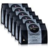 6x Senseo Espresso Coffee Pods Intenso 12 for Coffee Pod Machines
