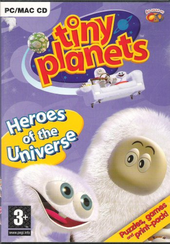 Tiny Planets: Heroes of the Universe