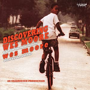 Discovering Wes Moore (The Young Adult Adaptation) Audiobook