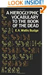 Hieroglyphic Vocabulary to the Book o...