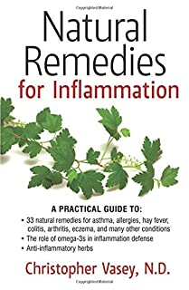 Book Cover: Natural Remedies for Inflammation