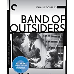 Band of Outsiders (Criterion Collection) [Blu-ray]
