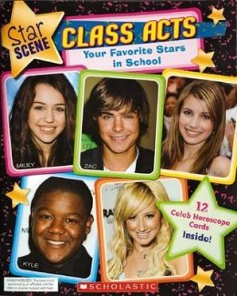 Title: Class Acts Your Favorite Stars in School
