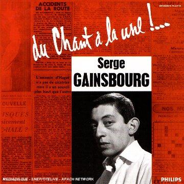 Serge Gainsbourg - Du Chant  La Une... - Zortam Music