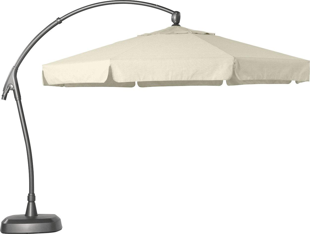 Hartman Ampelschirm 350 cm Scope natur Sonnenschirm Sonnenschutz Alu Textil Parasol online bestellen