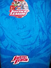 DC Comic Justice League Embroidered Bath Towel 28 x 50 in