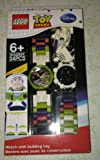 LEGO TOY STORY - 28 PIECE BUZZ LIGHTYEAR MINI-FIGURE & WATCH COMBO