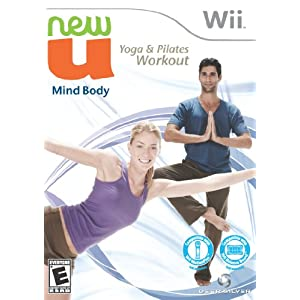 yoga and pilates for wii