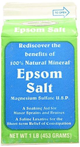 how to make bath salts without epsom salt