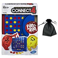 Travel-Size Connect Four Game w/free…
