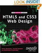 The Essential Guide to HTML5 and CSS3 Web Design (Essential Guides)