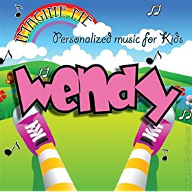 """Amazon.com: """"Wendy's Personalized Happy Birthday Song (Wendie, Windie"""