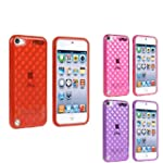 eForCity TPU Rubber Case Combo for iP...