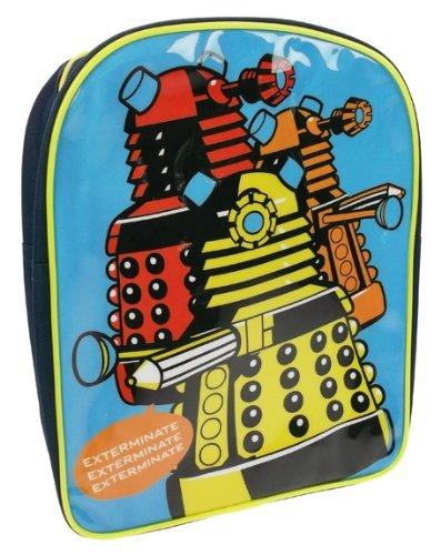 Doctor Who Zaino WHO001018 Blu